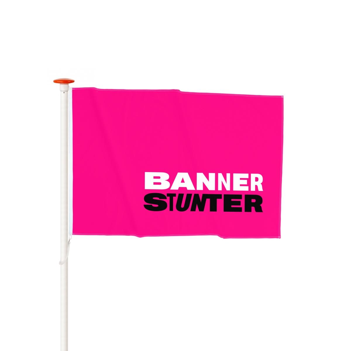 Rechte vlag Medium 100 cm x 150 cm