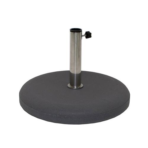 Parasolvoet beton