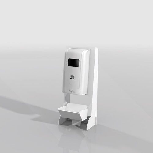 Desktop dispenser wit onbedrukt