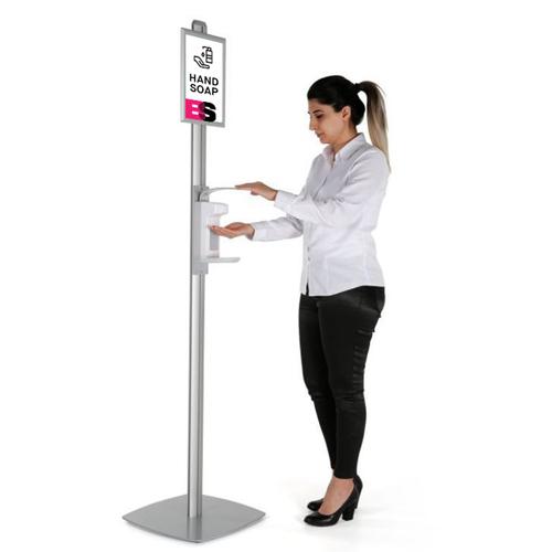 Dispenserzuil handmatig